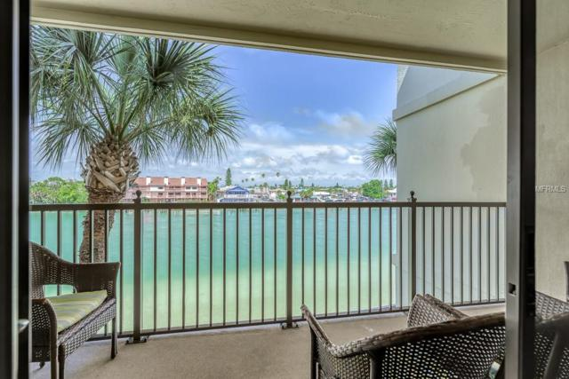 7467 Bayshore Drive #303, Treasure Island, FL 33706 (MLS #T3174101) :: Griffin Group