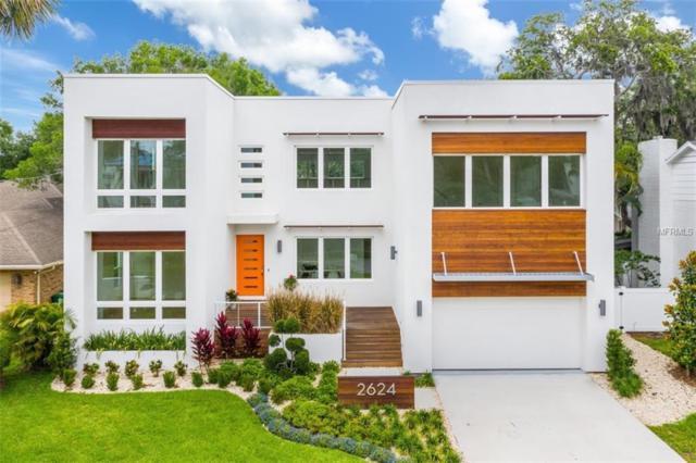 2624 N Dundee Street, Tampa, FL 33629 (MLS #T3174602) :: Bustamante Real Estate