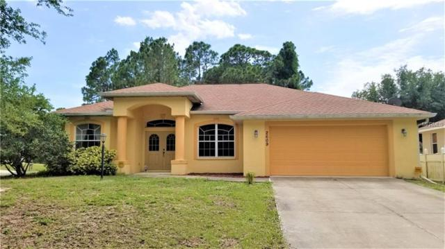 2609 Parasol Lane, North Port, FL 34286 (MLS #T3174663) :: Team Bohannon Keller Williams, Tampa Properties