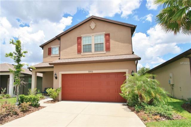 8416 Red Spruce Avenue, Riverview, FL 33578 (MLS #T3174699) :: Team Bohannon Keller Williams, Tampa Properties