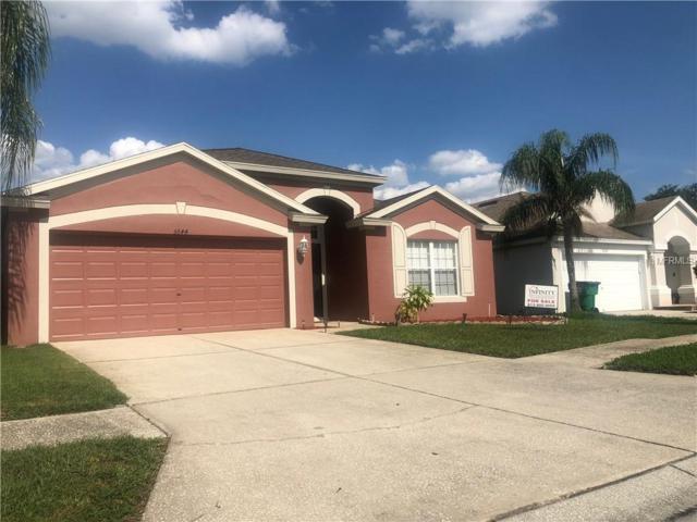 5644 Grindstone Loop, Wesley Chapel, FL 33544 (MLS #T3174983) :: Griffin Group