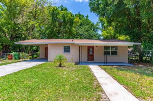 1706 E Frierson Avenue, Tampa, FL 33610 (MLS #T3174994) :: Burwell Real Estate