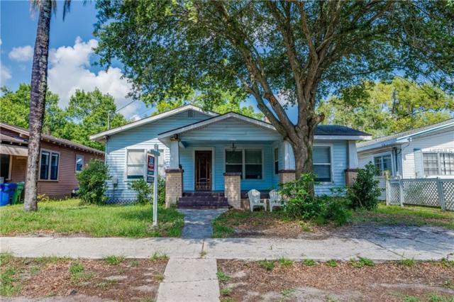 3604 N 13TH Street, Tampa, FL 33605 (MLS #T3175083) :: Team Bohannon Keller Williams, Tampa Properties