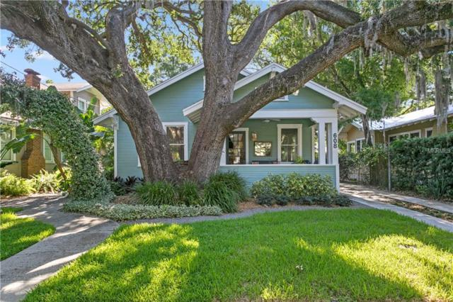 608 S Orleans Avenue, Tampa, FL 33606 (MLS #T3175194) :: Lovitch Realty Group, LLC