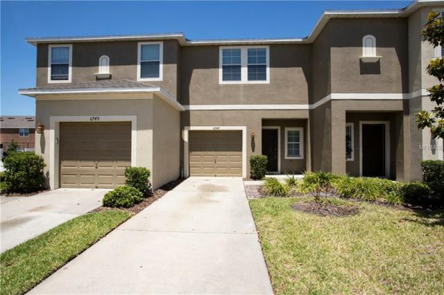 6747 Holly Heath Drive, Riverview, FL 33578 (MLS #T3175233) :: The Duncan Duo Team