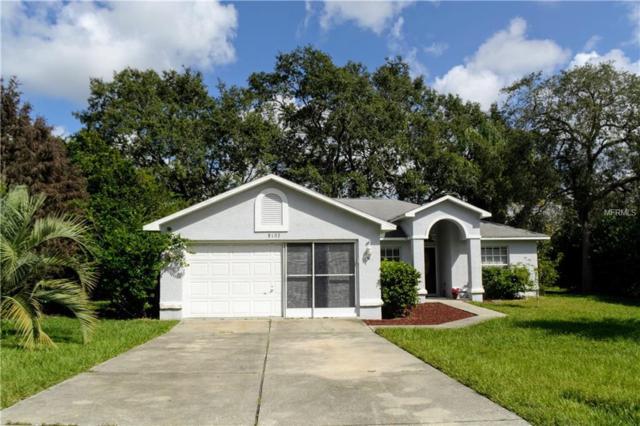 8103 Rhanbuoy Road, Spring Hill, FL 34606 (MLS #T3175250) :: Team Bohannon Keller Williams, Tampa Properties
