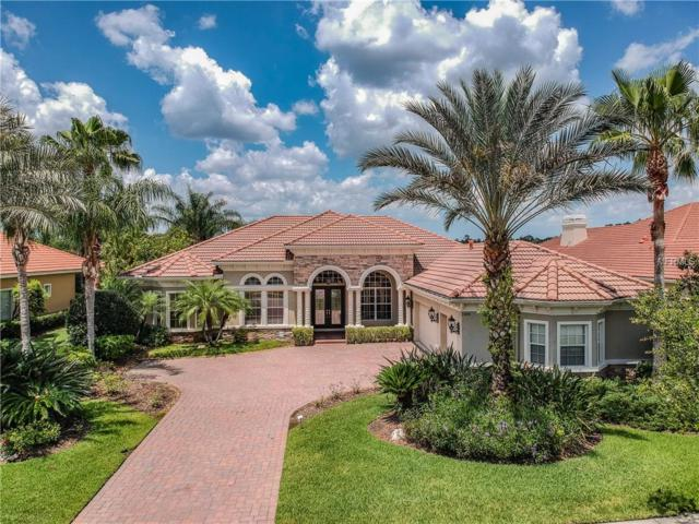 11804 Shire Wycliffe Court, Tampa, FL 33626 (MLS #T3175289) :: Andrew Cherry & Company
