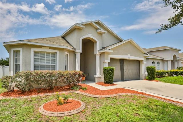 13010 Tribute Drive, Riverview, FL 33578 (MLS #T3175296) :: The Duncan Duo Team