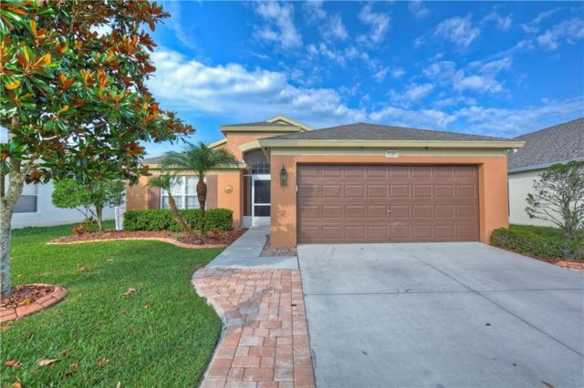 7707 Outerbridge Street, Wesley Chapel, FL 33545 (MLS #T3175323) :: Team Bohannon Keller Williams, Tampa Properties