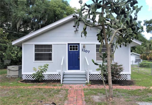 1107 N Shannon Avenue, Plant City, FL 33563 (MLS #T3175407) :: Jeff Borham & Associates at Keller Williams Realty