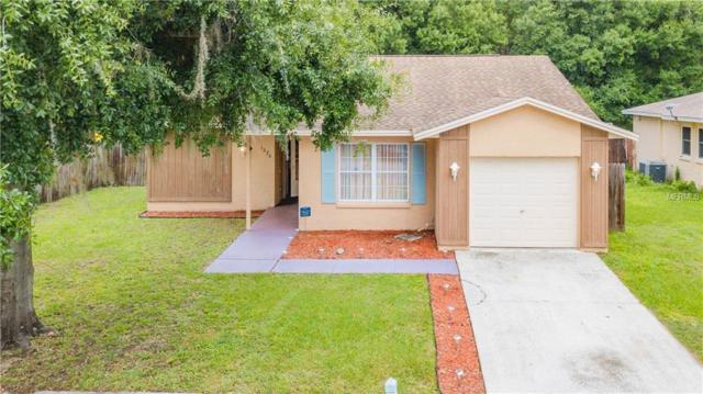 1270 Eastwood Drive, Lutz, FL 33549 (MLS #T3175442) :: Cartwright Realty