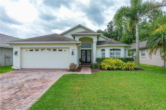 319 Meadow Brook Court, Oldsmar, FL 34677 (MLS #T3175469) :: Jeff Borham & Associates at Keller Williams Realty