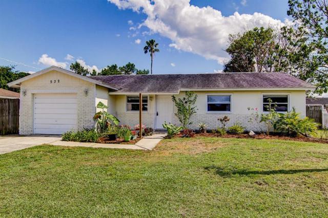 532 Frandor Place, Apollo Beach, FL 33572 (MLS #T3175482) :: The Robertson Real Estate Group