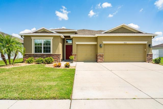4826 Hickory Stream Lane, Mulberry, FL 33860 (MLS #T3175545) :: Jeff Borham & Associates at Keller Williams Realty