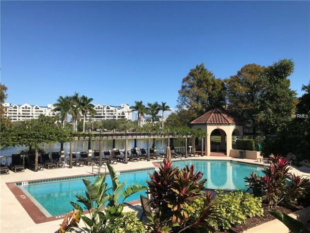2400 Feather Sound Drive #124, Clearwater, FL 33762 (MLS #T3175608) :: Jeff Borham & Associates at Keller Williams Realty