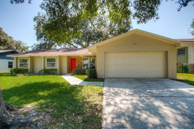218 Ball Park Avenue, Seffner, FL 33584 (MLS #T3175652) :: Team Bohannon Keller Williams, Tampa Properties