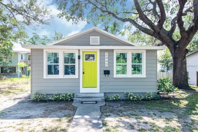 2440 Quincy Street S, St Petersburg, FL 33711 (MLS #T3175815) :: The Duncan Duo Team