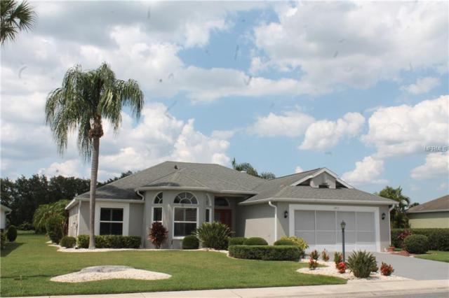 2413 E Del Webb Boulevard, Sun City Center, FL 33573 (MLS #T3175845) :: Team Bohannon Keller Williams, Tampa Properties