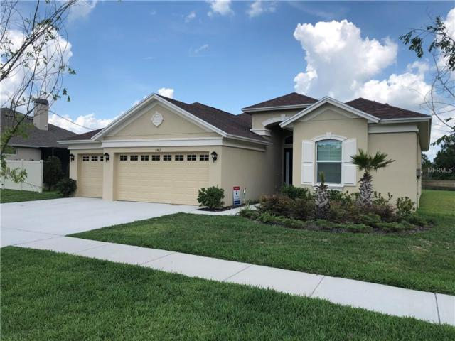 6962 Silverstone Drive, Wesley Chapel, FL 33544 (MLS #T3175856) :: Delgado Home Team at Keller Williams