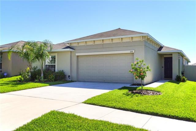 210 Archcliffe Point Place, Dover, FL 33527 (MLS #T3175893) :: The Duncan Duo Team