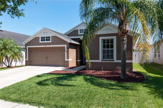 1831 Raven Glen Drive, Ruskin, FL 33570 (MLS #T3175988) :: The Robertson Real Estate Group
