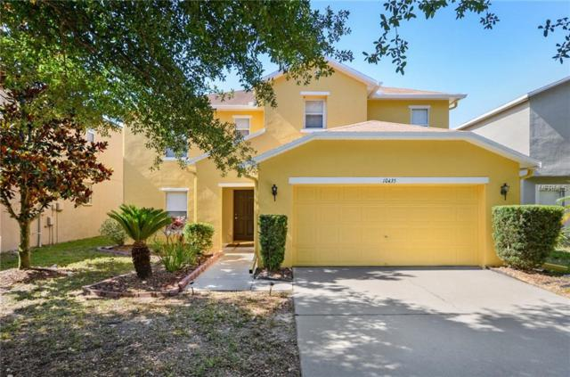 10435 Frog Pond Drive, Riverview, FL 33569 (MLS #T3176119) :: The Duncan Duo Team