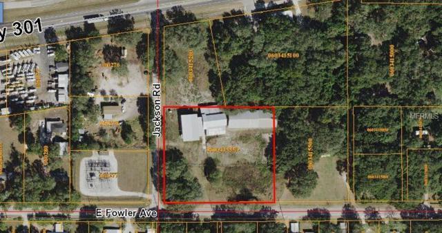 10006 E Fowler Avenue, Thonotosassa, FL 33592 (MLS #T3176152) :: EXIT King Realty