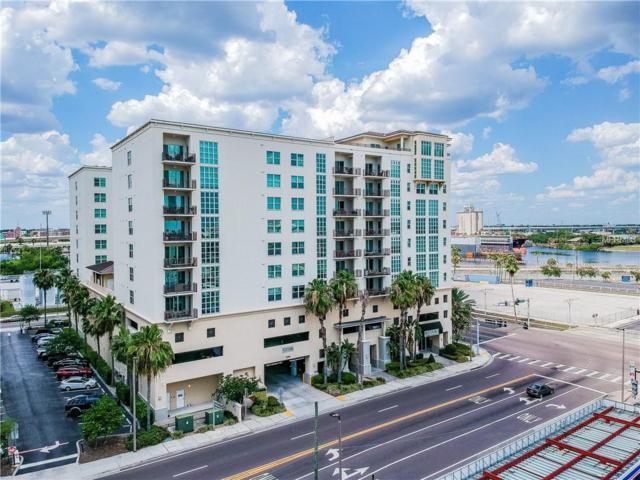 1227 E Madison Street #604, Tampa, FL 33602 (MLS #T3176183) :: Lovitch Realty Group, LLC