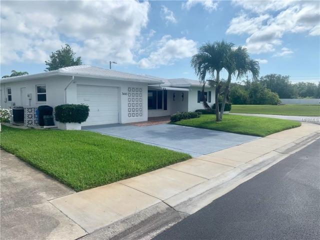 3445 100TH Terrace N #4, Pinellas Park, FL 33782 (MLS #T3176189) :: Jeff Borham & Associates at Keller Williams Realty