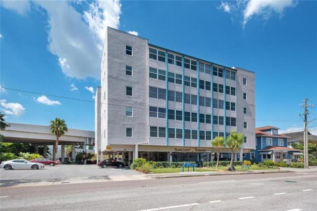 841 4TH Avenue N #26, St Petersburg, FL 33701 (MLS #T3176331) :: Premium Properties Real Estate Services