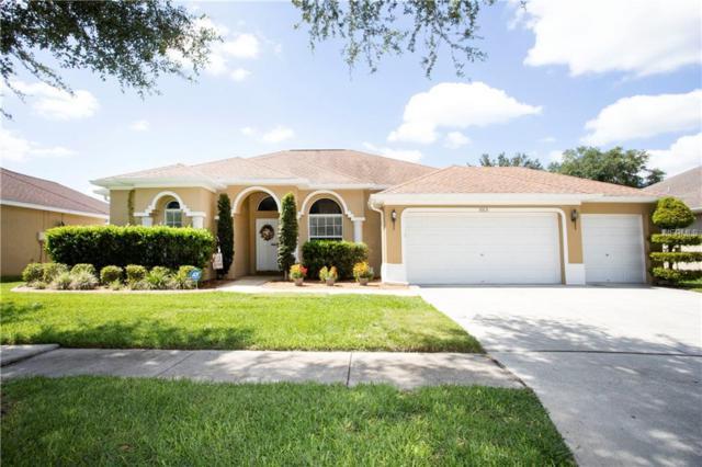 1013 Sweet Breeze Drive, Valrico, FL 33594 (MLS #T3176356) :: Team Bohannon Keller Williams, Tampa Properties