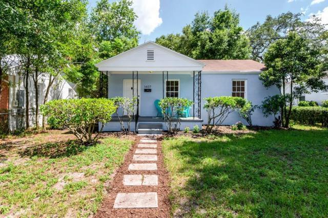 1407 E Powhatan Avenue, Tampa, FL 33604 (MLS #T3176390) :: Jeff Borham & Associates at Keller Williams Realty