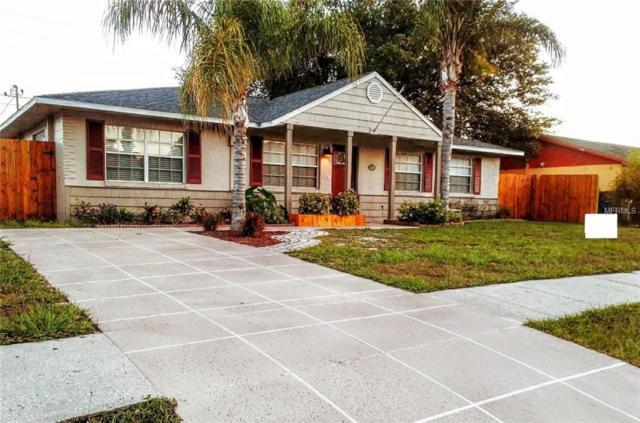 21624 Southwood Drive, Lutz, FL 33549 (MLS #T3176473) :: Team Bohannon Keller Williams, Tampa Properties