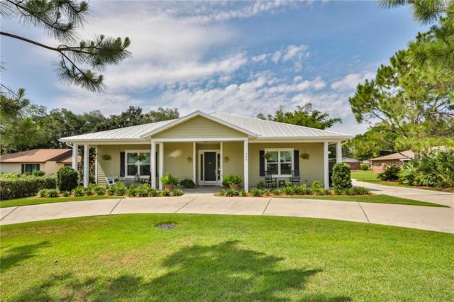 605 Manatee Drive, Ruskin, FL 33570 (MLS #T3176498) :: Dalton Wade Real Estate Group
