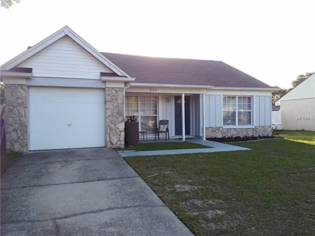 944 Sunridge Point Drive, Seffner, FL 33584 (MLS #T3176658) :: The Duncan Duo Team