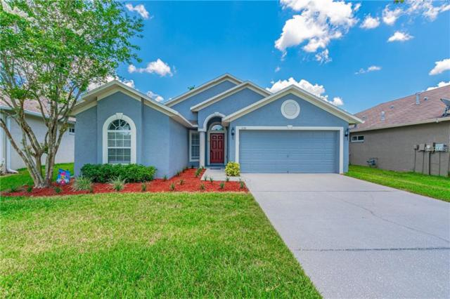 1130 Rosefaire Place, Odessa, FL 33556 (MLS #T3176746) :: The Nathan Bangs Group