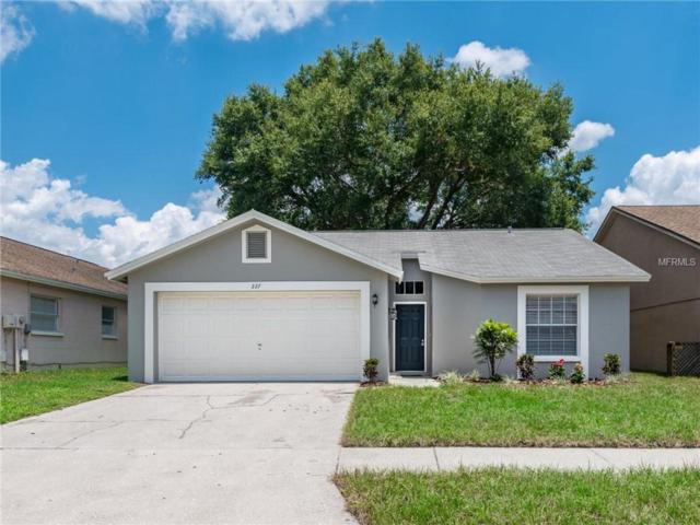 227 Belfort Place, Valrico, FL 33594 (MLS #T3176764) :: The Nathan Bangs Group
