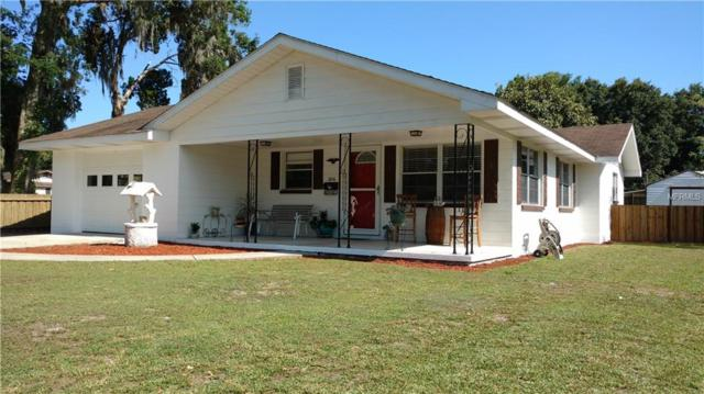 38744 South Avenue, Zephyrhills, FL 33542 (MLS #T3176843) :: The Duncan Duo Team