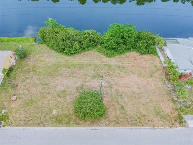 Lot 1689 San Luis Road, Holiday, FL 34691 (MLS #T3176921) :: Griffin Group