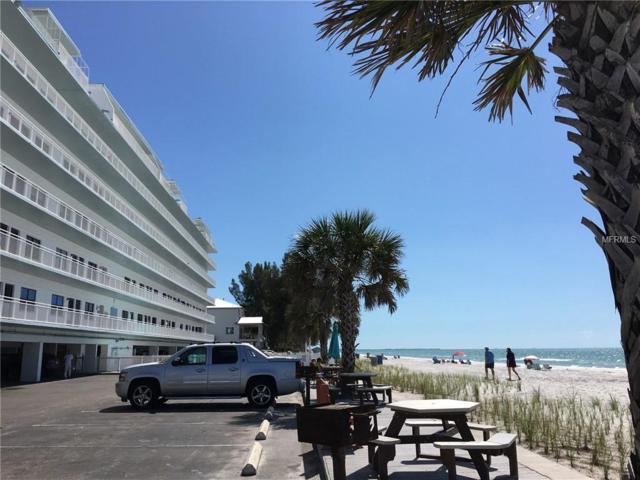 8470 W Gulf Boulevard #405, Treasure Island, FL 33706 (MLS #T3177880) :: Charles Rutenberg Realty
