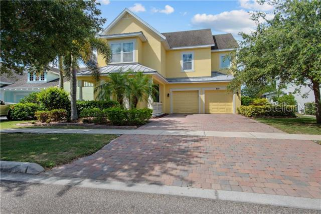 530 Manns Harbor Drive, Apollo Beach, FL 33572 (MLS #T3178380) :: The Duncan Duo Team