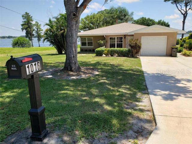 1016 W Lake Cannon Drive NW, Winter Haven, FL 33881 (MLS #T3178578) :: The Duncan Duo Team
