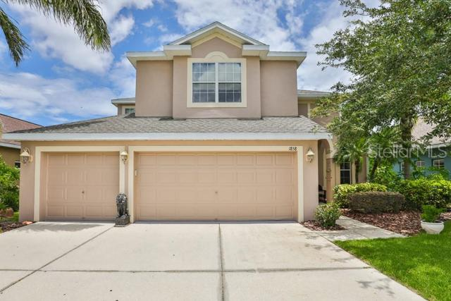 1858 Mira Lago Circle, Ruskin, FL 33570 (MLS #T3178714) :: Premium Properties Real Estate Services