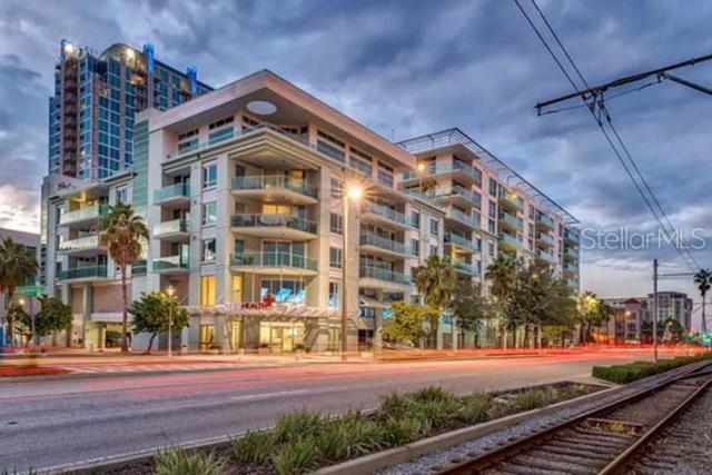 912 Channelside Drive #2307, Tampa, FL 33602 (MLS #T3179198) :: The Duncan Duo Team