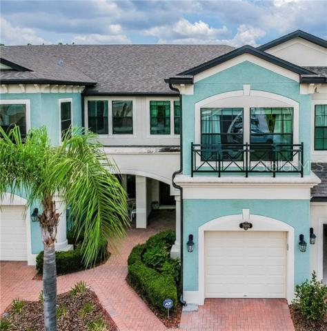 2006 Lake Waters Place, Lutz, FL 33558 (MLS #T3179239) :: Griffin Group