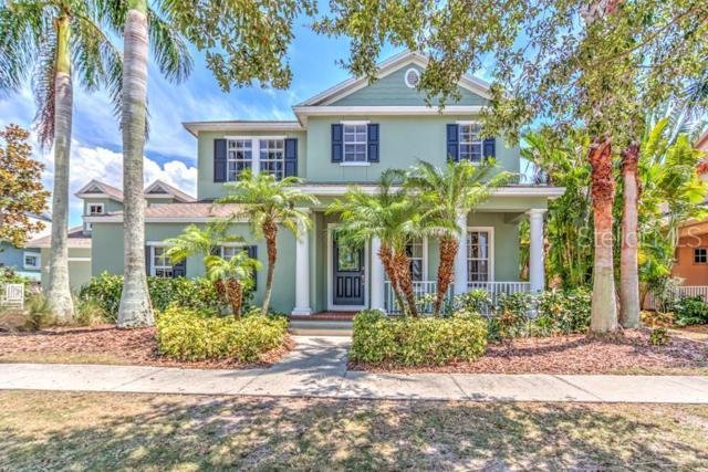 851 Islebay Drive, Apollo Beach, FL 33572 (MLS #T3179336) :: The Duncan Duo Team