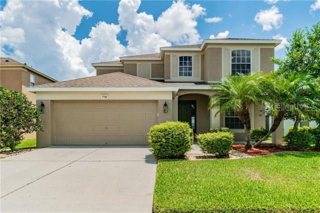7702 Outerbridge Street, Wesley Chapel, FL 33545 (MLS #T3179403) :: The Duncan Duo Team