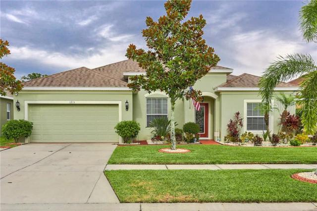 1215 Parker Den Drive, Ruskin, FL 33570 (MLS #T3179415) :: CENTURY 21 OneBlue