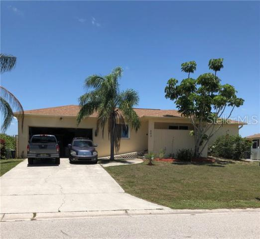 203 Caddy Road, Rotonda West, FL 33947 (MLS #T3179848) :: The Duncan Duo Team
