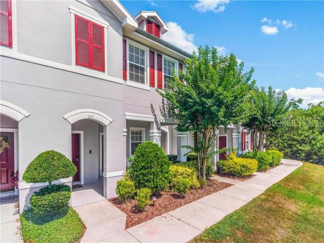 10409 Crimson Park Lane #107, Tampa, FL 33626 (MLS #T3179962) :: Griffin Group